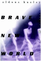 the creation of humans and the conditioning process in brave new world a novel by aldous huxley The themes and language features of aldous huxleys science fiction novel brave of brave new world huxley has in the creation of this new social.